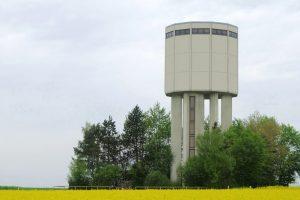 Wasserturm 600 m³ Inhalt