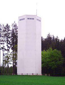 Wasserturm 300 m³ Inhalt