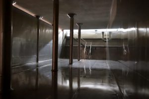 Wasserkammer-Edelstahlauskleidung