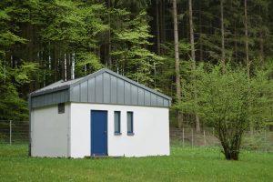 Neubau Brunnenhaus