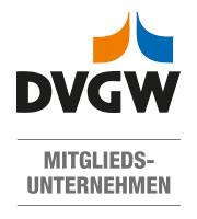 DVGW Mitgliedsunternehmen